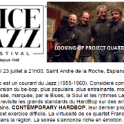 Nice jazz metropole